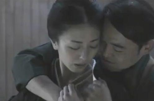 【祥子】快感に耐える濡れ場