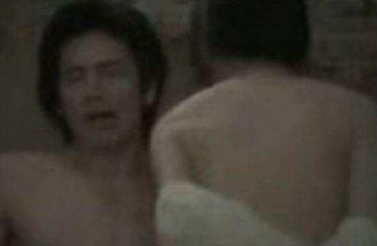【常盤貴子】やわらかな胸のふくらみが押しつけられた濡れ場