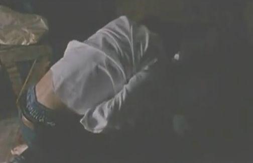 【我妻三輪子】正常位でゆっくりと腰を動かし出した濡れ場