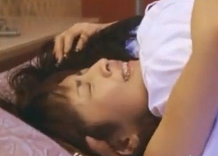【吉井怜】悶える表情が性欲をそそる濡れ場