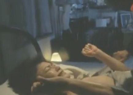 【夏川結衣】寝込みを襲われ肉体関係を迫ってきた濡れ場