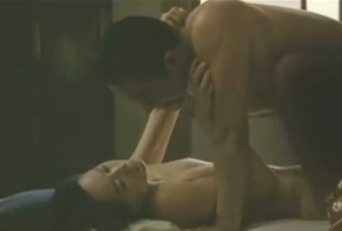 【中村優子】男の欲情を募らせる濡れ場