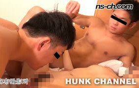HUNK CHANNEL動画