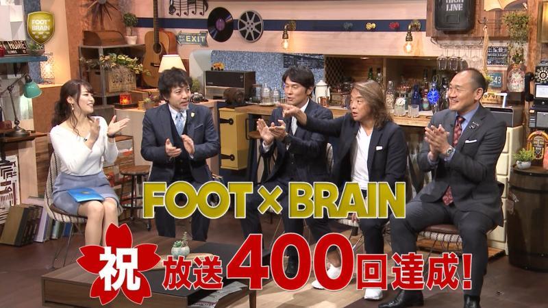 FOOT×BRAIN