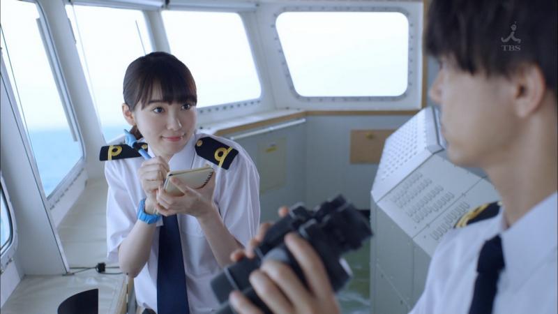 マジで航海してます。