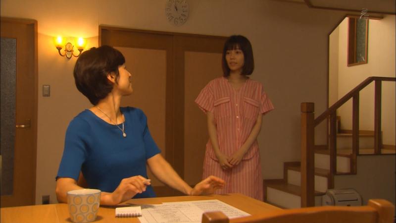 島崎遥香さんのいろいろ透けそうなエッチなパジャマ 主婦カツ #2