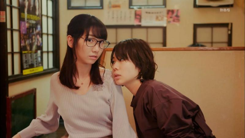 柏木由紀のエロニットおっぱい この恋はツミなのか!?#02