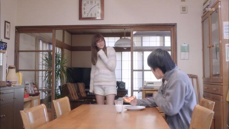 本田翼  エロい短パン脚 ゆうべはお楽しみでしたね 第2話