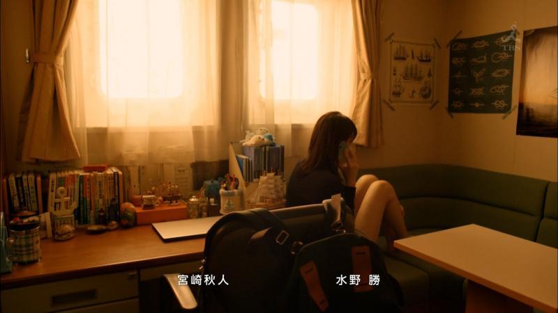武田玲奈 飯豊まりえ エロい太もも マジで航海してます。~Second Season~ 第2話