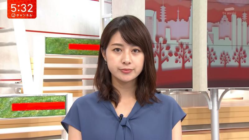 林美沙希 エッチな胸元 スーパーJチャン 180817
