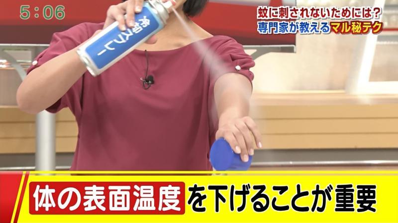 竹内由恵 林美沙希 エロいおっぱい スーパーJチャン 180818