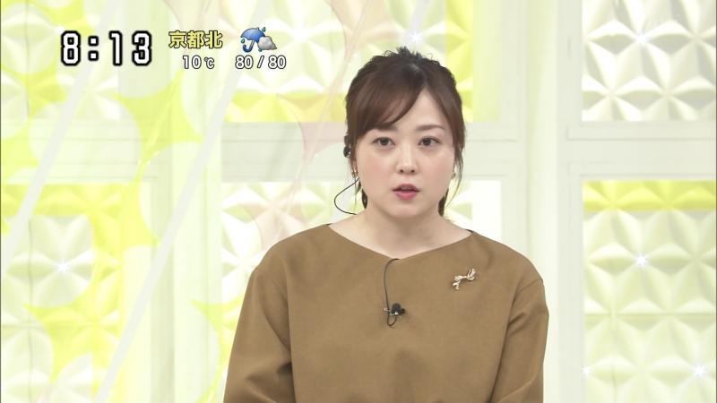 水卜麻美 エロいおっぱい スッキリ 190220
