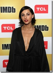 SAN DIEGO, CA - JULY 22:  Actress Naomi Scott attends the IMDb Yacht Party, Presented By TCL at on July 22, 2016 in San Diego, California.  (Photo by Tommaso Boddi/Getty Images for IMDb)