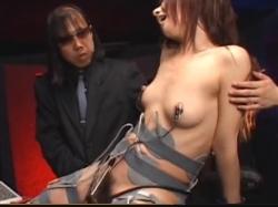 Japanese Schoolgirl Restraint Vibrator Electro Torture - Pornhub.com