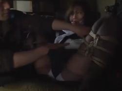 【水沢ありす】美人女子校生が変態野郎に緊縛調教を受ける!!!(約10分動画) - エロビデオネット(3)