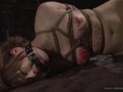 <早川瑞希>人気女子アナが変態S男に緊縛され激しい調教を受ける - エロ動画 エロビデオネット