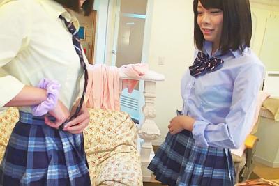 [¥交]ミニ娘達を並ばせて順番にハメパコ「えぇえ?何でぇ…」10代少女の幼マンコへドップリ中出しをキメるw