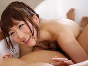 裕木まゆ 美人ソープ嬢が乳首責め手コキ濃厚フェラと生マンコに中出しで早漏改善トレーニング!