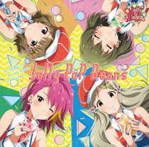 THE IDOLM@STER MILLION THE@TER GENERATION 15 Jelly PoP Beans Single, Maxi