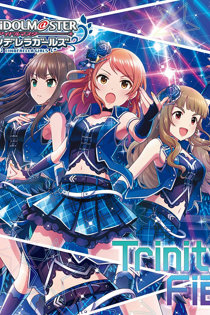 THE IDOLM@STER CINDERELLA GIRLS STARLIGHT MASTER 24 Trinity Field Single, Maxi
