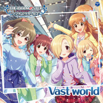 THE IDOLM@STER CINDERELLA GIRLS STARLIGHT MASTER 27 Vast world Maxi