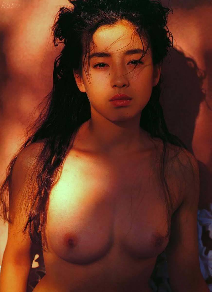 :諏訪野しおり 少女時代裸