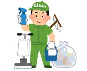 特殊清掃業者のホームページ掲載写真がすごい