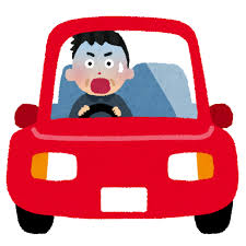 これ信号守ったのに何で軽自動車が悪者扱いされてるのかわからん