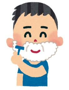 おっさん達「逆剃りはやめとけ」学生時代ワイ「はぁ?逆さの方が剃れるやろ」ジョリー