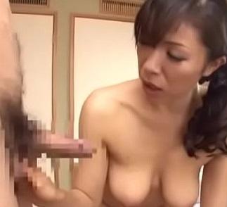 熟女フェラ動画